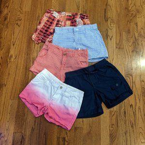 Bundle of Girls Shorts, size 12